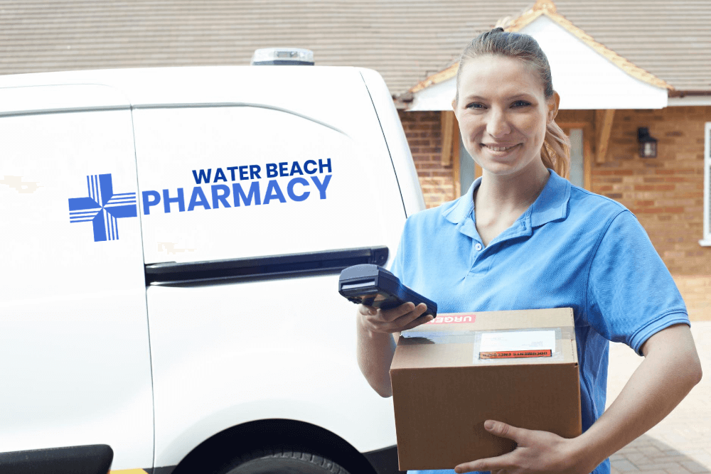 Free Prescription Delivery Service Waterbeach Pharmacy Cambridge